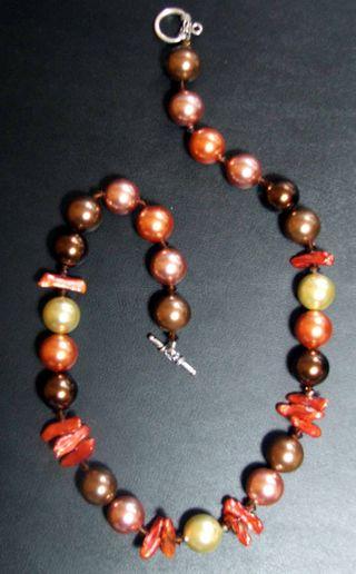 8.09 round n stick pearls swarovski $67