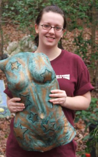 Rachel with torso 11